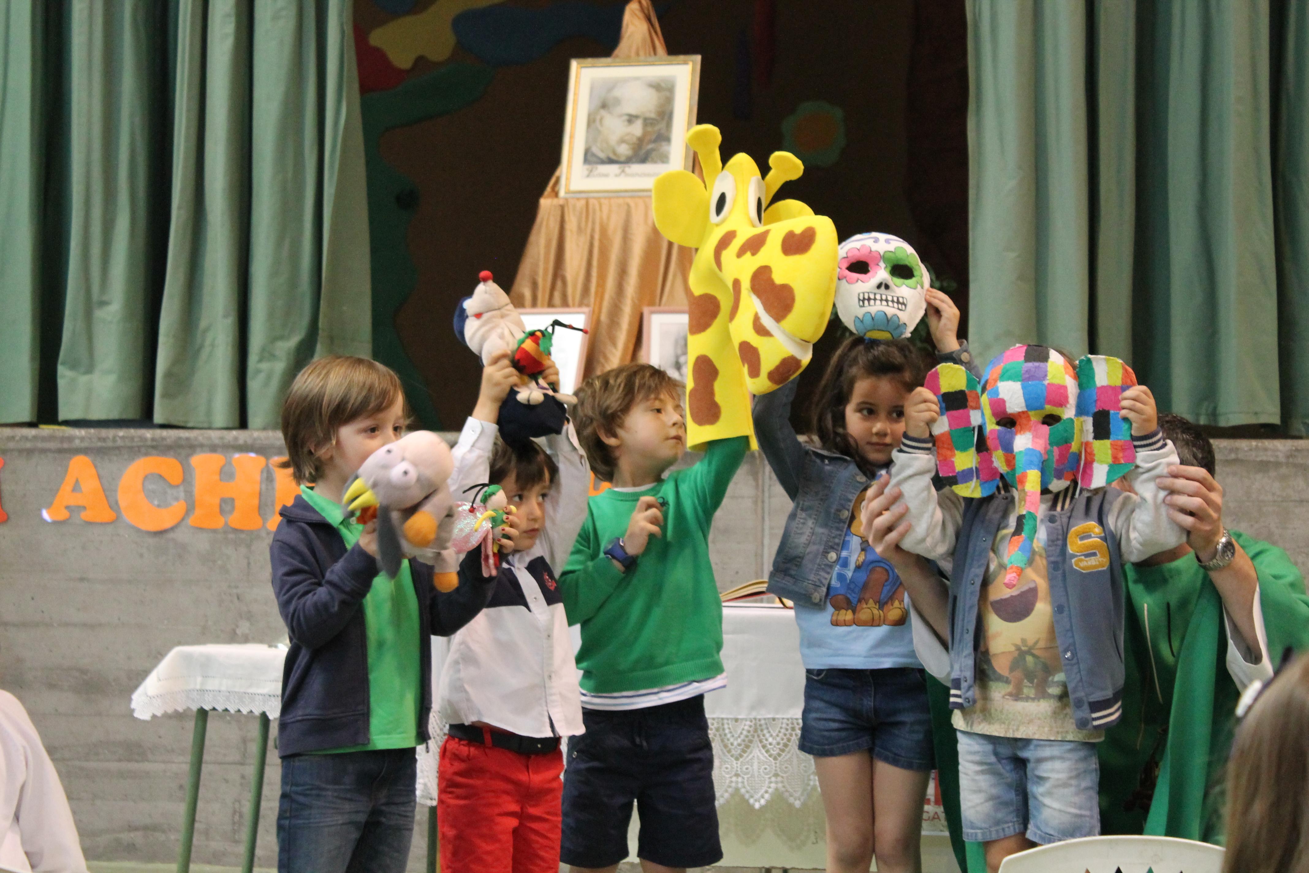 Eucaristía Fin de Curso 2015-2016
